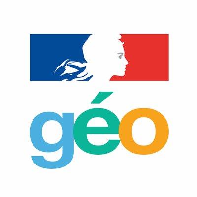 Geoportal – Carte France